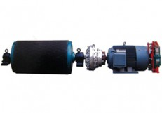 YZWⅡ型外装式电动滚筒